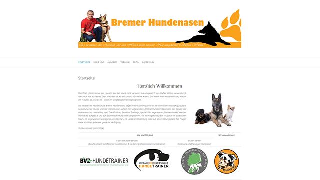 Www.bremerhundenasen.com