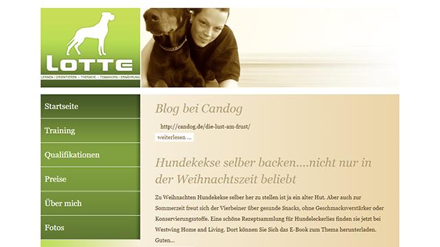 Www.lotte-hundetraining.de